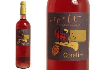 espelt corali rosado